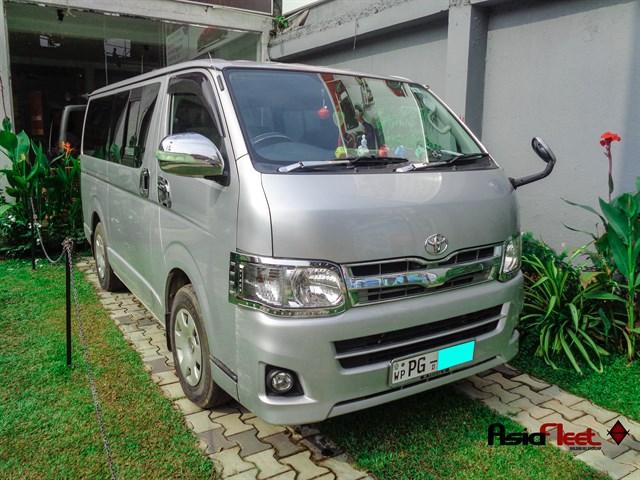 Asia Fleet Lanka cars